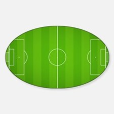 Soccer Field Decal