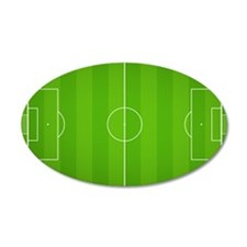 Soccer Field Wall Decal