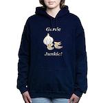 Garlic Junkie Women's Hooded Sweatshirt