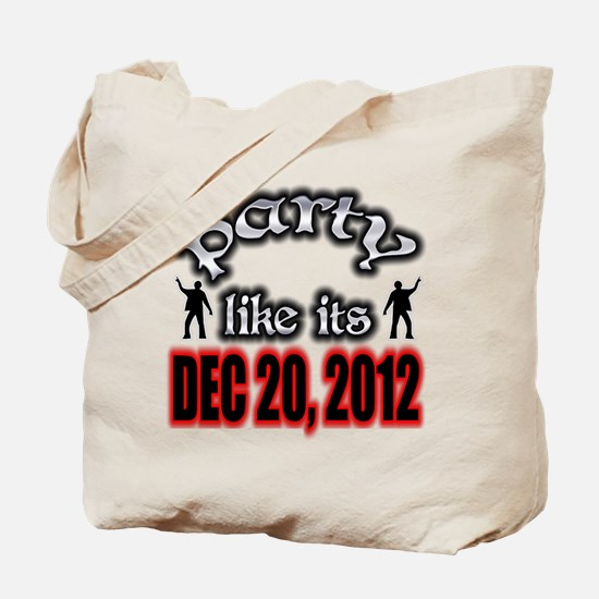 Party Like Tote Bag