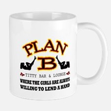 Plan B Mugs