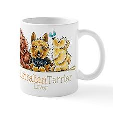Australian Terrier Lover Mugs