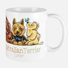 Australian Terrier Lover Mugs