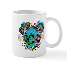 Skull DJ Mugs