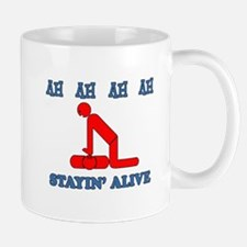 Stayin' Alive Mugs