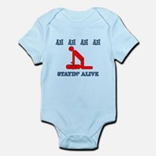 Stayin' Alive Body Suit