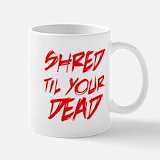 shreddead Mugs
