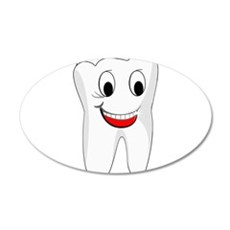 tooth Wall Decal