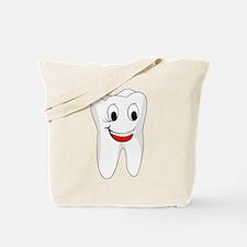 tooth Tote Bag