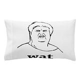 Funny meme Pillow Cases