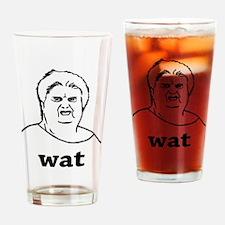 wat Drinking Glass