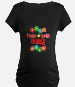 Peace Love BBQ T-Shirt