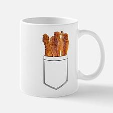 Bacon Pocket Mugs