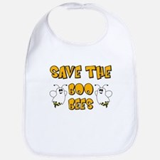 Save the Boo Bees Bib
