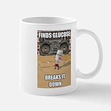 Insulin breaking it down Mugs