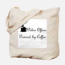 Police Officer Tote Bag