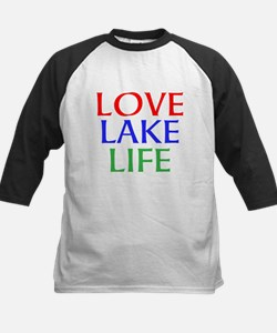 LOVE LAKE LIFE Baseball Jersey