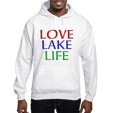 LOVE LAKE LIFE Hoodie