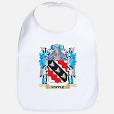 Popple Coat of Arms - Family Crest Bib