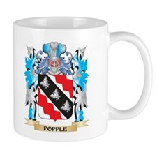 Popple Coat of Arms - Family Crest Mugs