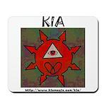 KIA Logo Mousepad