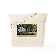 St. Maarten sign Tote Bag