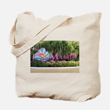 St. Maarten sign Tote Bag