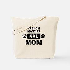 French Mastiff Mom Tote Bag