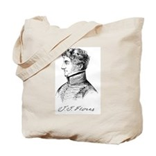 Cute Juan flores Tote Bag