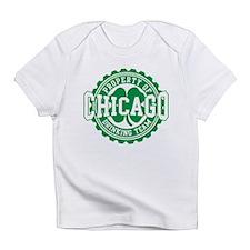Chicago Irish Bottle Cap Drinking Team Infant T-Sh