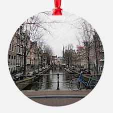 Cute Amsterdam Ornament