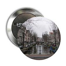 """Unique Amsterdam 2.25"""" Button"""