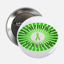 LYMPHOMA SURVIVOR Button