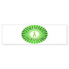 LYMPHOMA SURVIVOR Bumper Bumper Sticker