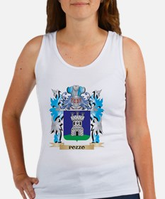 Pozzo Coat of Arms - Family Crest Tank Top