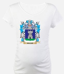 Pozzo Coat of Arms - Family Cres Shirt