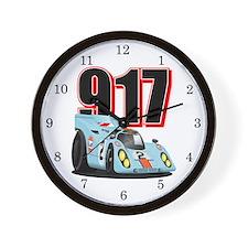 Porsha 917K Wall Clock
