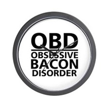 Unique Obsessive compulsive disorder Wall Clock