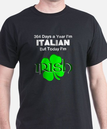 Unique St patrick was italian T-Shirt