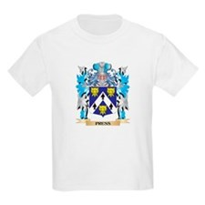 Press Coat of Arms - Family Cres T-Shirt
