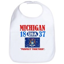 Unique Michigan Bib