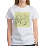 D'Anvers On Canvas Women's T-Shirt