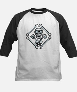 Piston Pistoff Kids Baseball Jersey