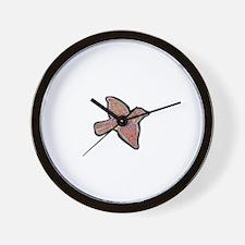Cute Katie Wall Clock