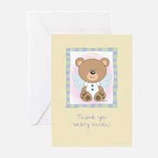 Thank You Beary Much Cards (Pk of 10)