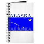 Alaska State Flag Journal