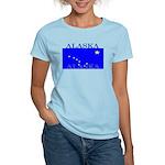 Alaska State Flag Women's Light T-Shirt