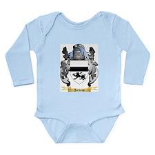 Jordens Long Sleeve Infant Bodysuit