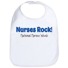 Nurses Rock! Bib