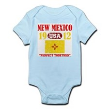 "NEW MEXICO USA 1912 STATEHOOD ""PERFECT T Body Suit"